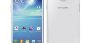 Samsung Galaxy Mega smartphone
