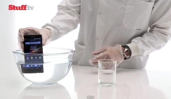 Sony Xperia Z - Acid Test -