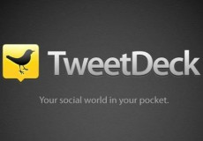 May 7th is the end of Tweetdeck on mobile devices