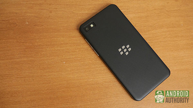 blackberry z10 back aa