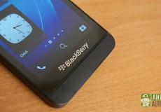 blackberry z10 logo aa