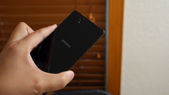 sony xperia z vs oppo find 5 xperia z back aa