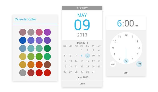 google calendar color code