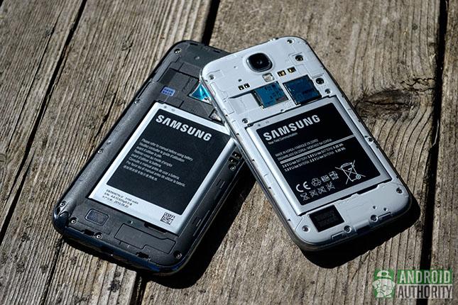 Samsung Galaxy S4 vs. Galaxy Note 2