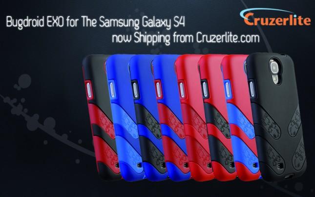 Galaxy S4 Cruzerlite