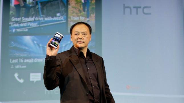 HTC CEO Peter Chou (4)