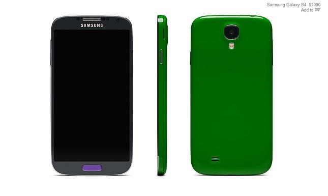 Samsung Galaxy S4 ColorWare