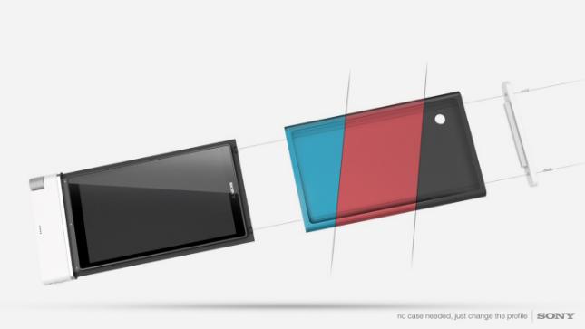 Sony XTRUD concept