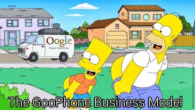 GooPhone Business Model