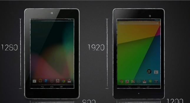 Nexus 7 (2013) display 2