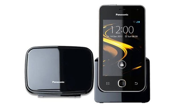 Panasonic Android home phone