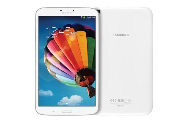 Samsung Galaxy Tab 3 8 white