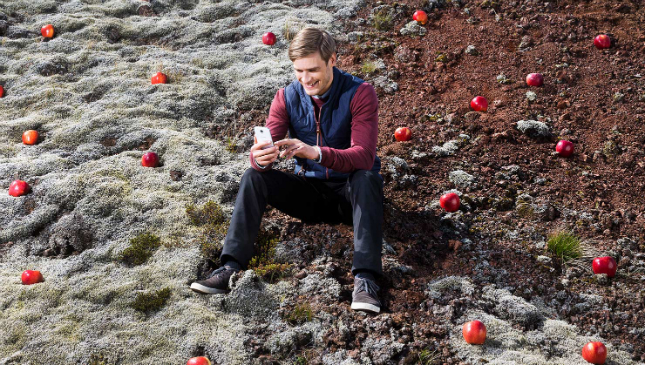 Galaxy S4 Iceland