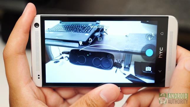 htc one google play edition aa  camera app