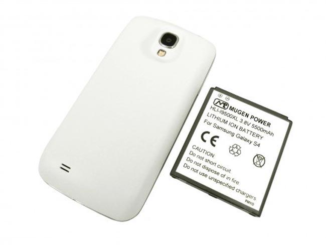 Mugen Power reveals 5,500 mAh battery for Samsung Galaxy S4