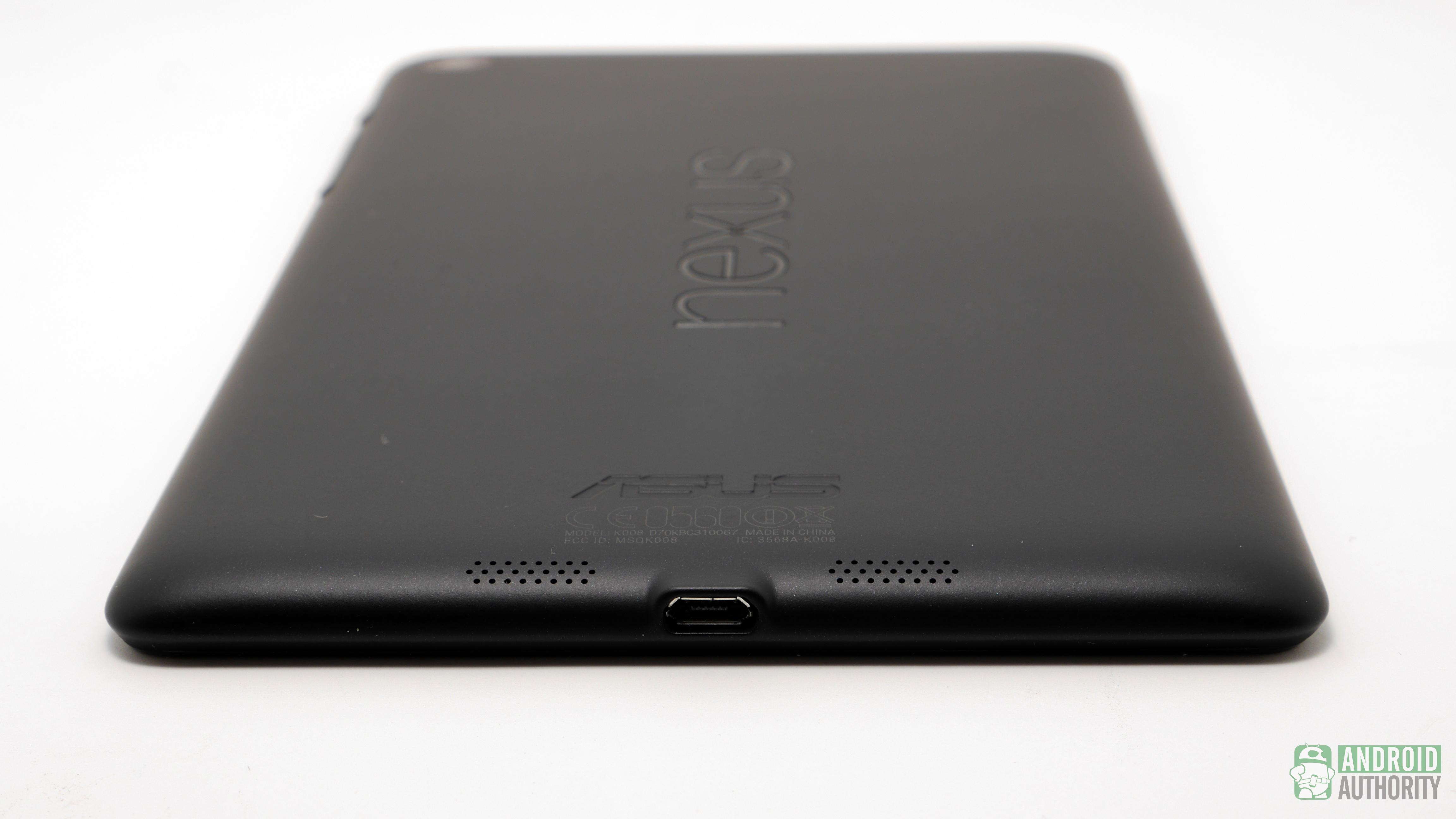 Nexus 7 Rubberized Nexus Aa