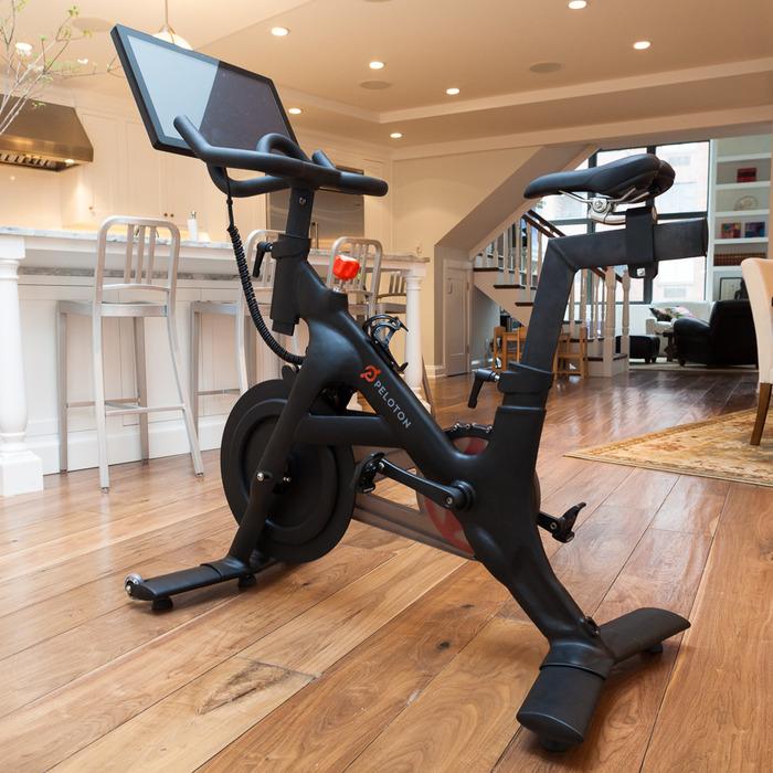 Android-powered Peloton Exercise Bike surpasses ...