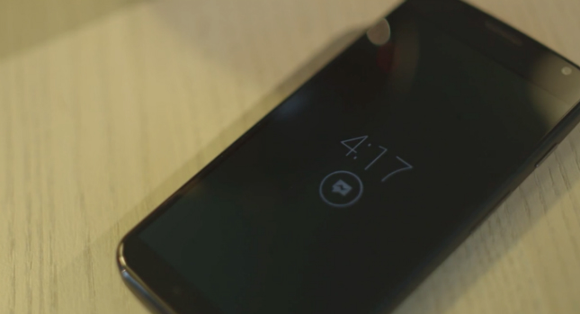 Rogers Moto X video leak