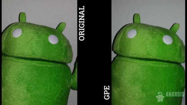 samsung galaxy s4 vs google play edition aa camera 4