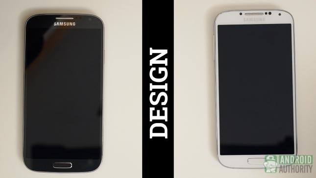 samsung galaxy s4 vs google play edition aa design