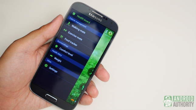 samsung galaxy s4 vs google play edition aa s4 s health