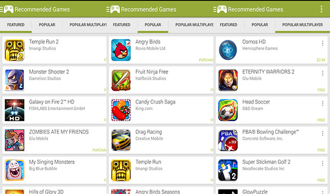 Google Play Games 5