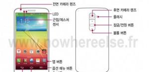LG G2 manual screenshot