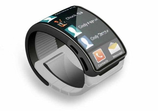 Samsung Smartwatch Concept