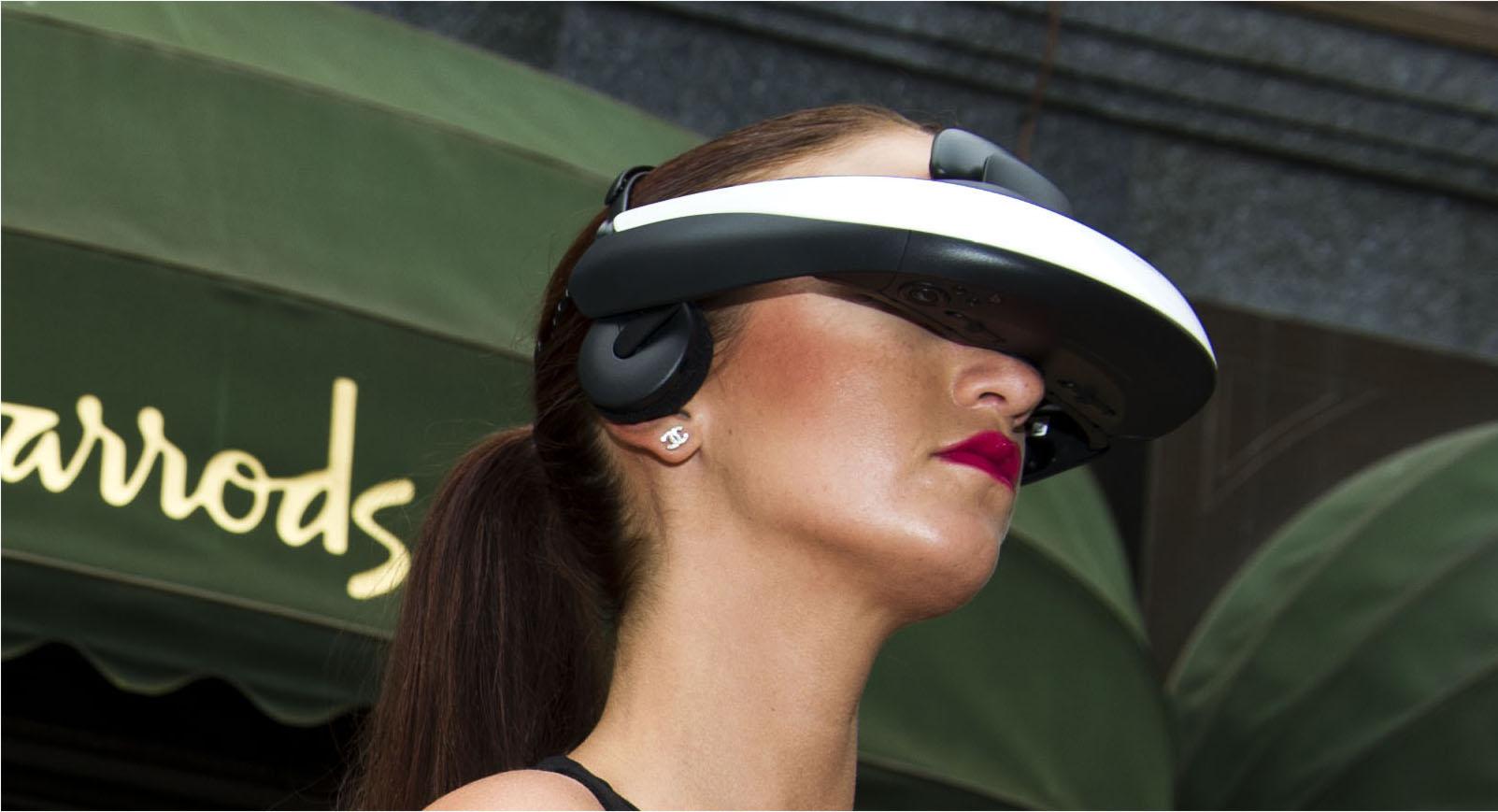 Sony Head Mounted Display