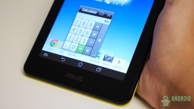 asus memopad hd 7 aa software small apps