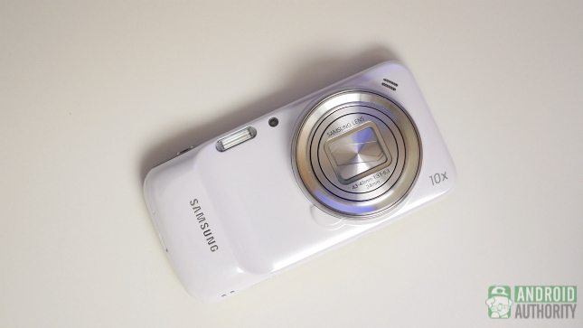 samsung galaxy s4 zoom aa design back
