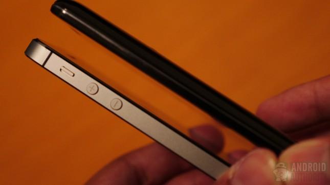 Apple iPhone 5s vs LG G2 aa 14