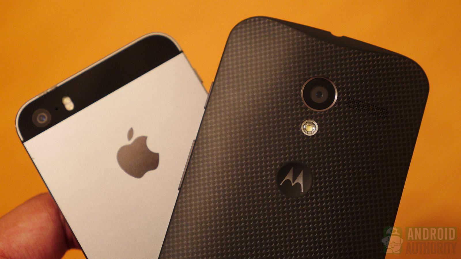 Is Motorola correct in predicting the death of premium smartphones?