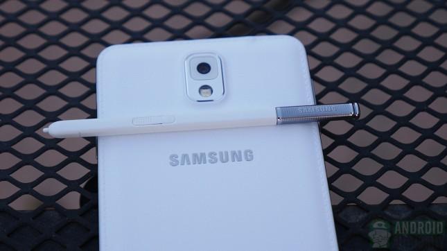 Samsung Galaxy Note 3 S pen stylus aa 2