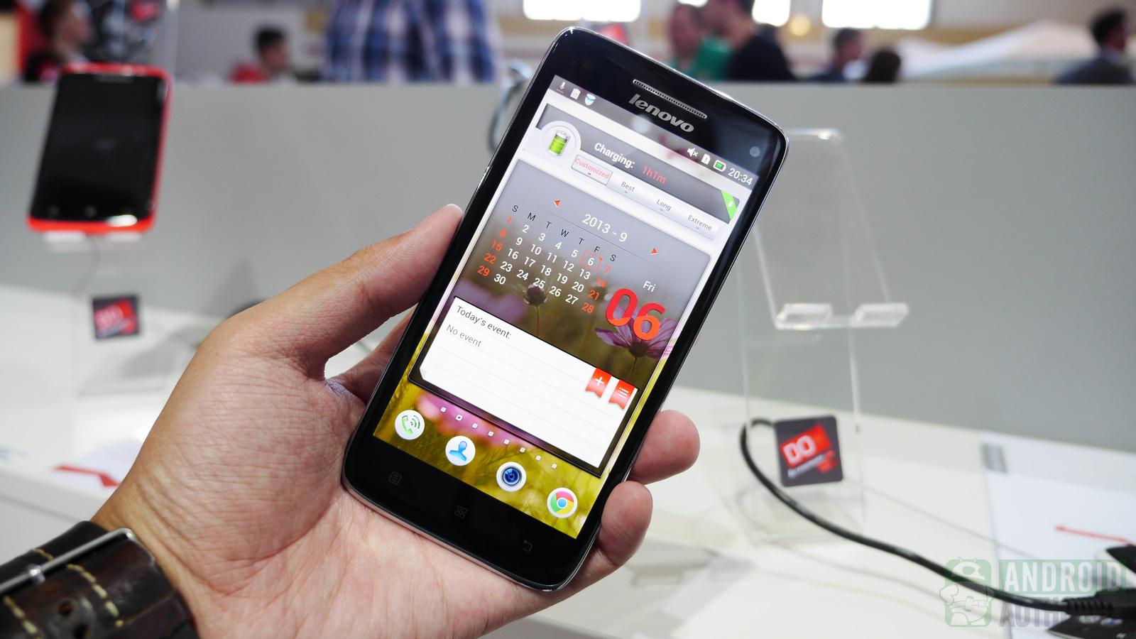 Lenovo Android Authority S650 Quadcore