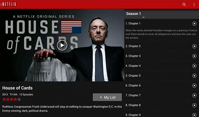 Netflix best android apps