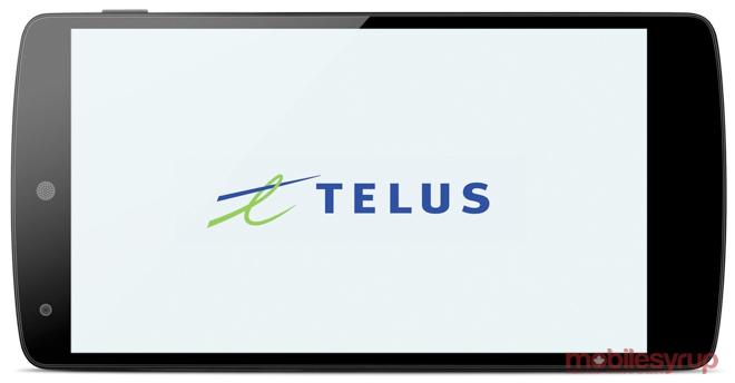 Telus Nexus 5