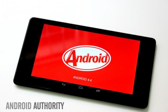 Android 4.4 KitKat logo - aa