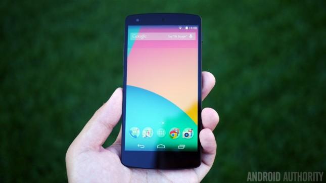 Google Nexus 5 black aa 16