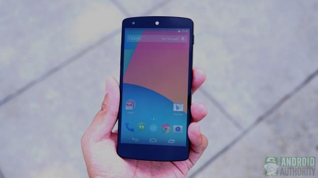 Google Nexus 5 drop test aa 10