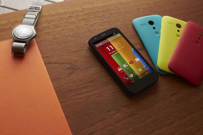 Motorola Moto G press 1