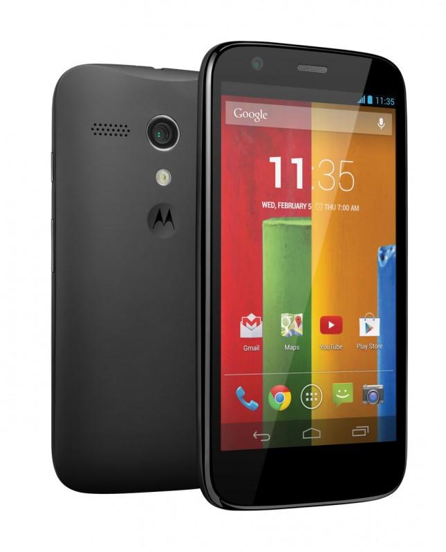 Motorola Moto G press 9