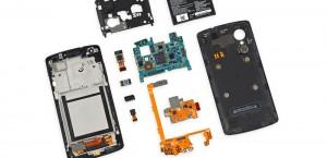 Nexus 5 ifixit teardown (1)
