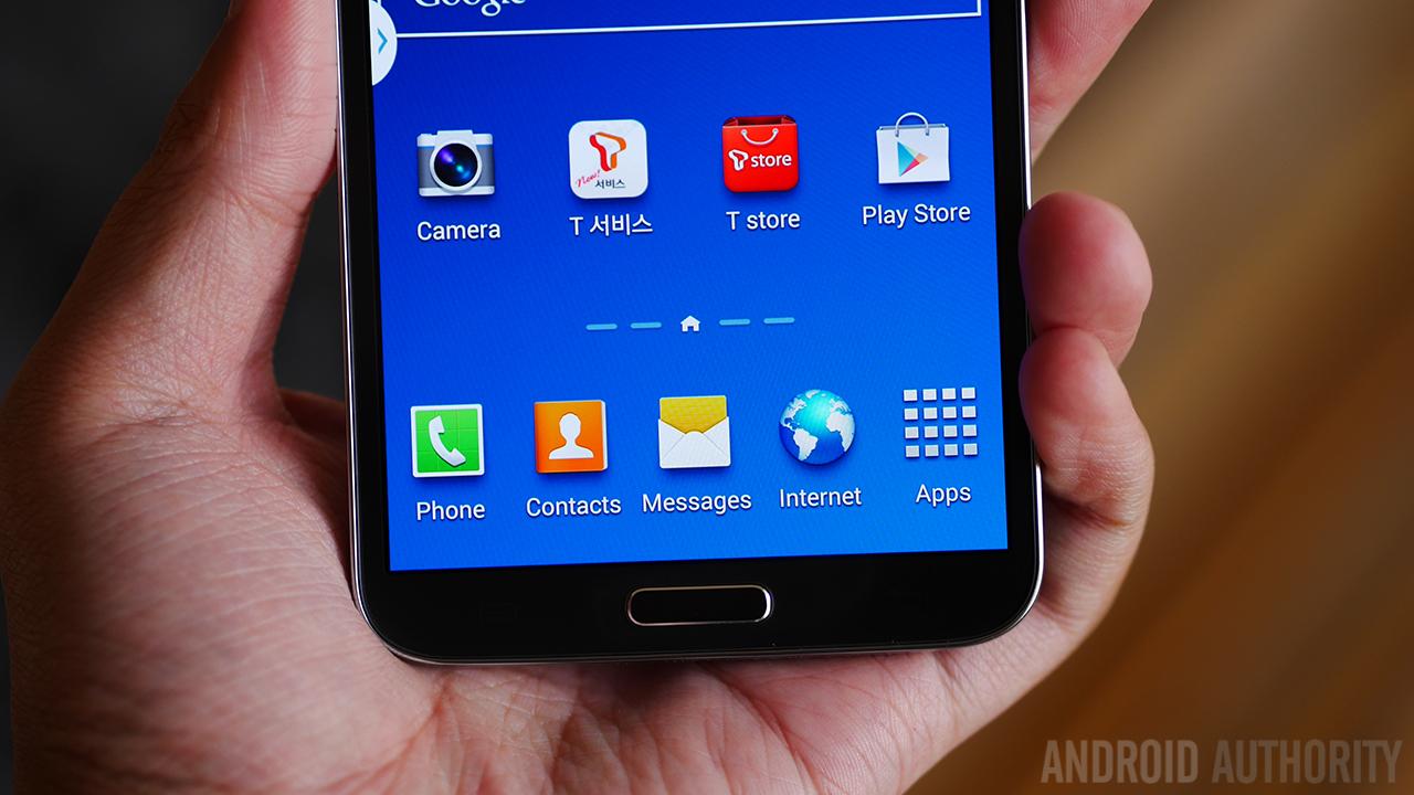 Samsung Galaxy Round Hands On AA  (1 of 19)