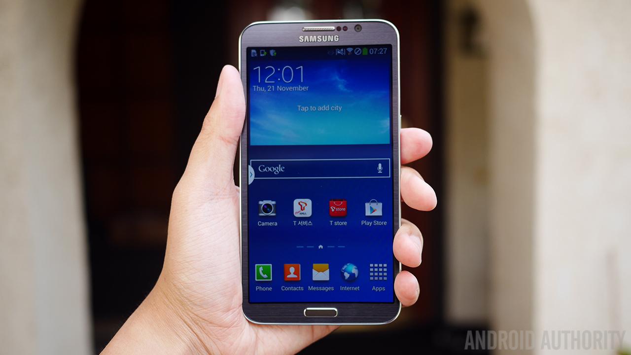 Samsung Galaxy Round Hands On AA  (12 of 19)