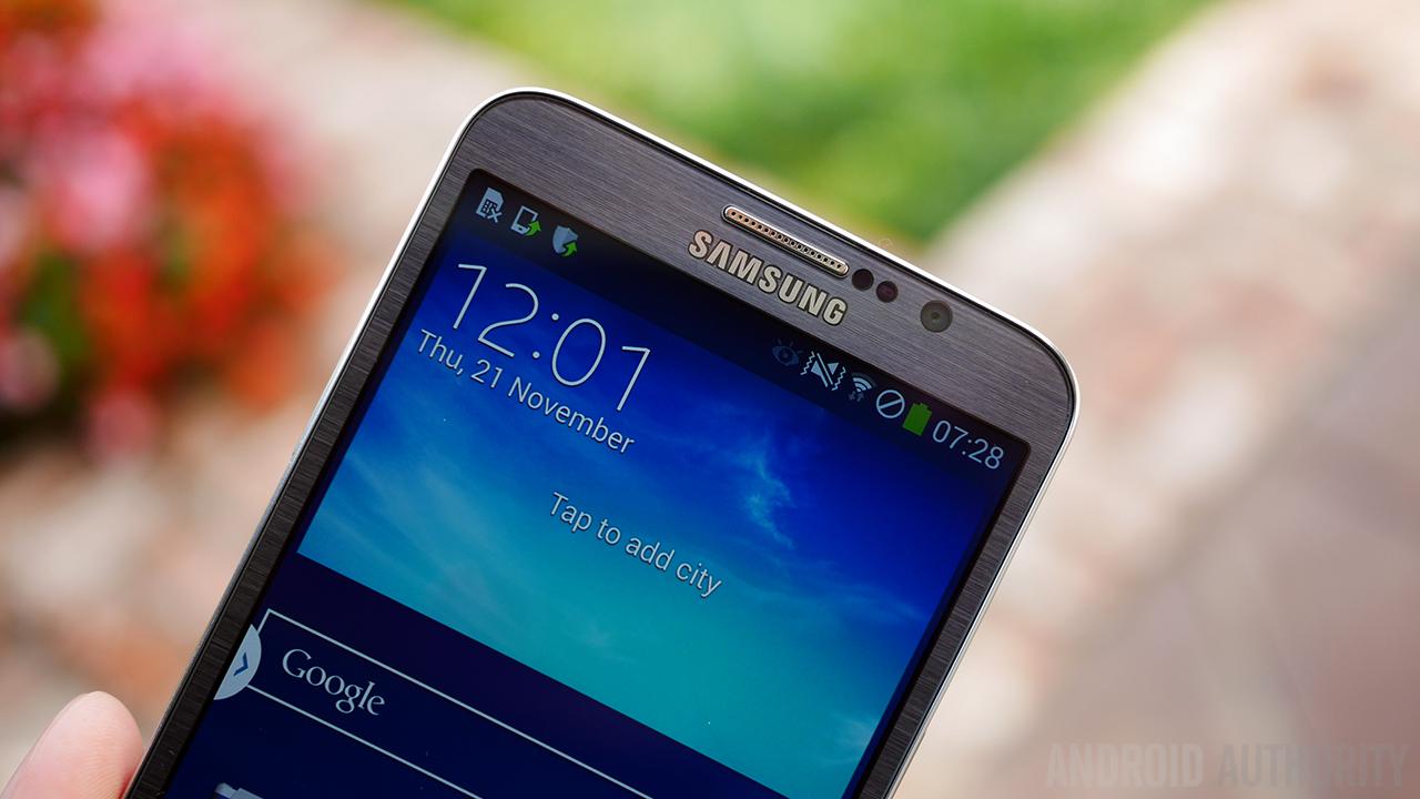 Samsung Galaxy Round Hands On AA  (17 of 19)