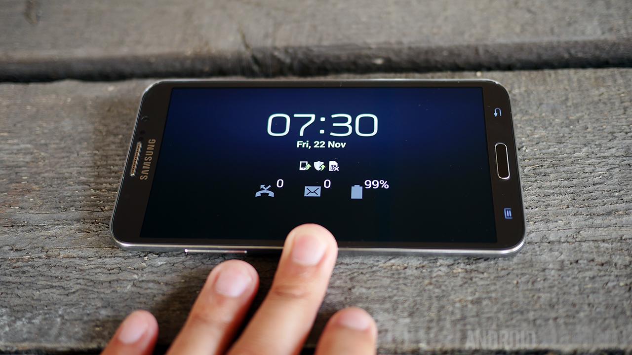 Samsung Galaxy Round Hands On AA  (19 of 19)