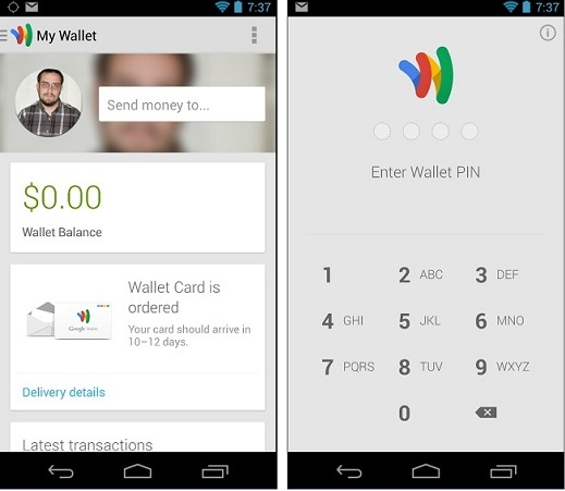 Google Wallet update allows you to 'scan' in your cards, also adds Tap & Play support to all KitKat devices