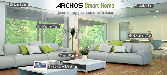Archos Smart Home Small