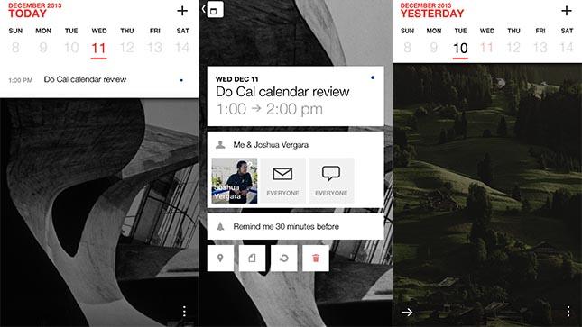 Cal calendar app review